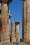 Greek Pillars Royalty Free Stock Image