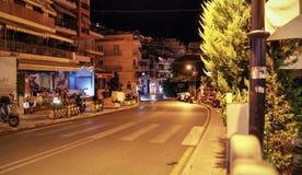 Greek portrait of everyday life in Thessaloniki Stock Photo