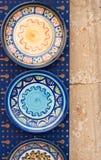 Greek pottery Royalty Free Stock Photo