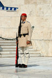 Greek Presidential guard change,Athens,Greece Royalty Free Stock Photos