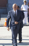 Greek Prime Minister George Papandreou Stock Photo