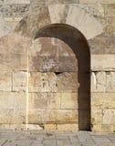 Greek Roman closed arch Stock Photos