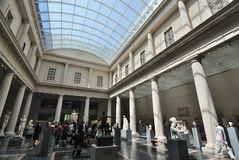 Greek and Roman Gallery Royalty Free Stock Photo