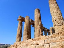 Greek ruins, Stock Image