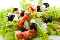 Free Greek Salad Royalty Free Stock Photography - 15962557
