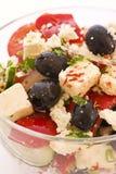 Greek Salad Royalty Free Stock Image