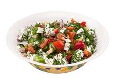 Greek salad Royalty Free Stock Photos