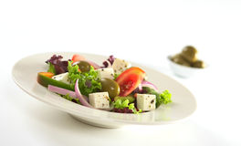 Greek Salad Royalty Free Stock Image