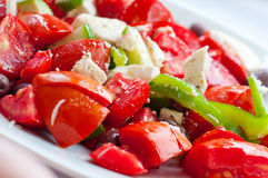 Free Greek Salad Royalty Free Stock Photography - 21377477