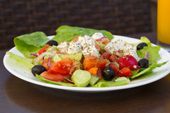 Greek Salad Stock Image