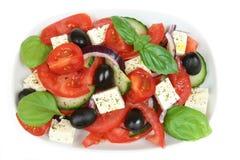 Greek salad Stock Images