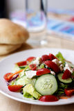 Greek Salad Stock Photos