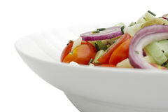 Greek salad Stock Images