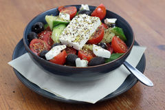 Greek salad. Stock Image