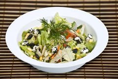 Greek salad Royalty Free Stock Images