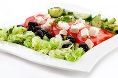 Greek salad Stock Photography