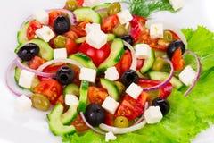 Greek salad. Stock Images