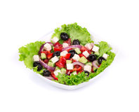 Greek salad. Royalty Free Stock Images