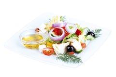 Greek salad Royalty Free Stock Photo