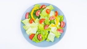 Greek salad -  zoom Stock Images