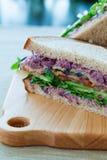 Greek sandwich Stock Images