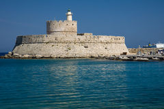 Greek sea Royalty Free Stock Photography