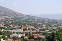 Greek settlement. Stock Images