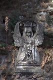 Greek Sphinx Horti Farnesiani Stock Images