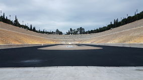 Greek stadium Stock Images