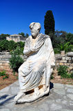 Greek statue Royalty Free Stock Images