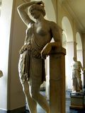 Greek statue in  Pergamon Museum in Berlin Royalty Free Stock Photography