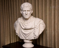 Greek Statue. Plaster bust of Greek Statue Stock Photo