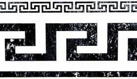 Greek Pattern Stock Image