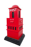 Greek Style  post box Stock Images