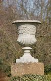 Greek Style Urn. Royalty Free Stock Images