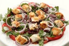 Greek summer salad Royalty Free Stock Images