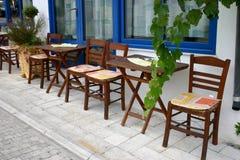 Greek Tavern Royalty Free Stock Image