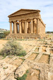 Greek temple Royalty Free Stock Photo