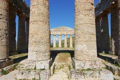 Greek Temple Stock Image