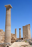 Greek Temple Stock Photography