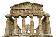 Greek Temple Ruin II Stock Photography