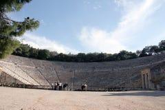 Greek theater Stock Photos