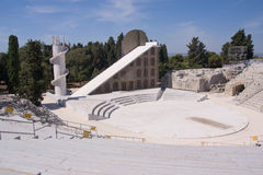 Greek theatre Royalty Free Stock Image