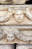 Greek theatre masks Stock Photography