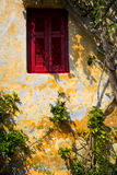 Greek traditional house Royalty Free Stock Photos