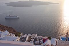 Greek vacations Royalty Free Stock Images
