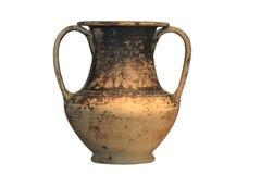 Greek Vase Royalty Free Stock Photography