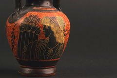 Greek Vase Stock Image