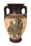 Greek vase royalty free stock photos