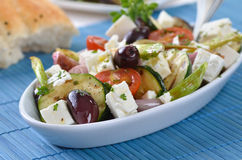 Greek vegetables Royalty Free Stock Images